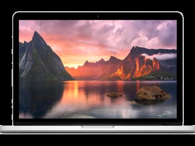 Apple Macbook Pro huren