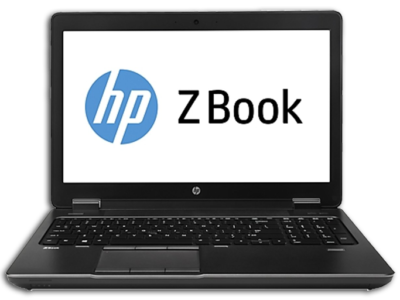 HP ZBook huur laptop