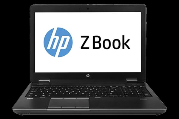 HP ZBook huur laptop