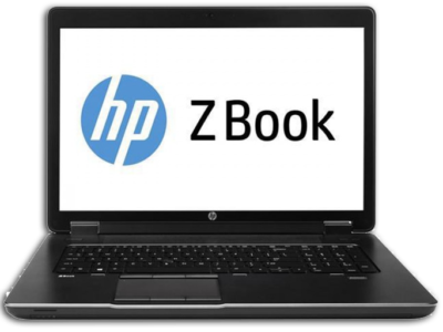HP ZBook 17 Laptop huren