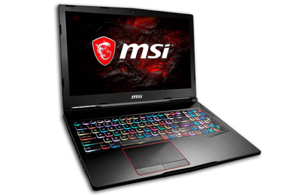 MSI Game laptop huren notebookshuren.nl